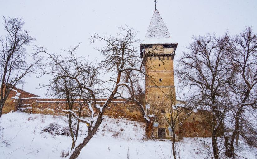 Iarna la Pelișor-Magarei